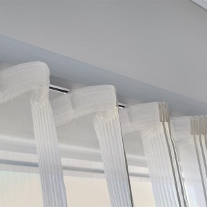 U-Pleat Uni-Q Curtain Installation
