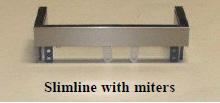 Uni-Q Slimline Track with Mitres