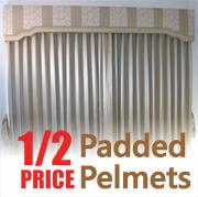 Padded Pelmets